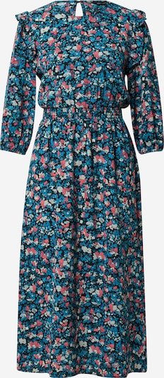 NEW LOOK Kleid in opal / royalblau / pitaya, Produktansicht
