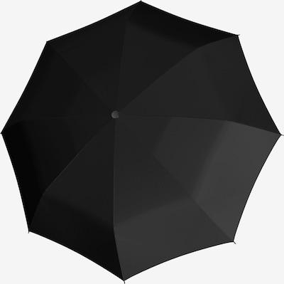 Doppler Parapluie 'Carbonsteel Magic' en noir, Vue avec produit
