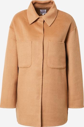 Palton de primăvară-toamnă 'Brad' Line of Oslo pe maro cămilă, Vizualizare produs