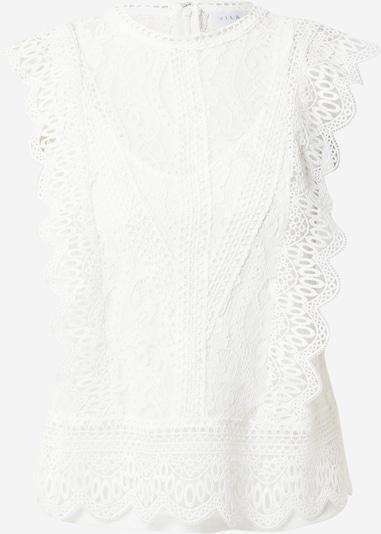 VILA Bluse 'Taffa' in weiß, Produktansicht