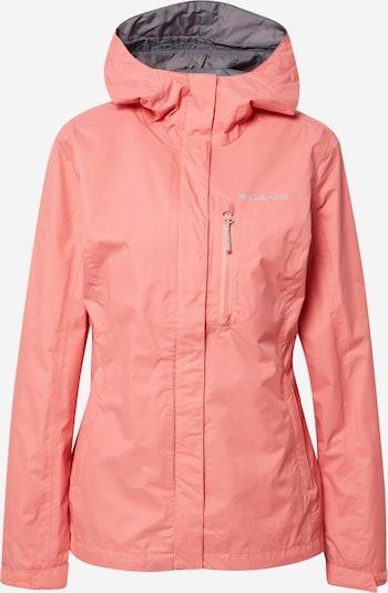 COLUMBIA Veste outdoor 'Pouring Adventure' en rose clair, Vue avec produit