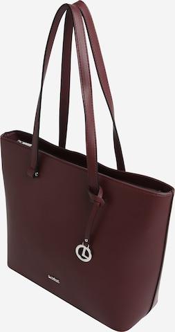 L.CREDI Shopper 'Filippa' in Rot
