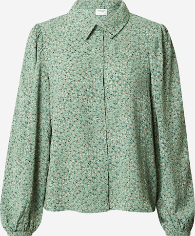 JACQUELINE de YONG Blouse 'Piper' in green, Item view