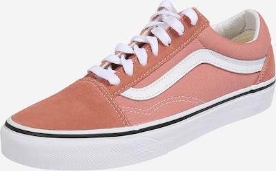 VANS Sneakers laag 'Old Skool' in de kleur Perzik / Wit, Productweergave