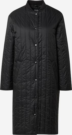 Palton de primăvară-toamnă VERO MODA pe negru, Vizualizare produs