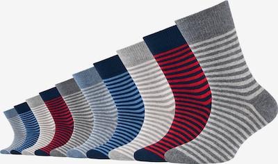 camano Socken 'Stars & Stripes' in mischfarben, Produktansicht