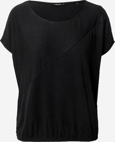 OPUS T-Shirt in schwarz, Produktansicht