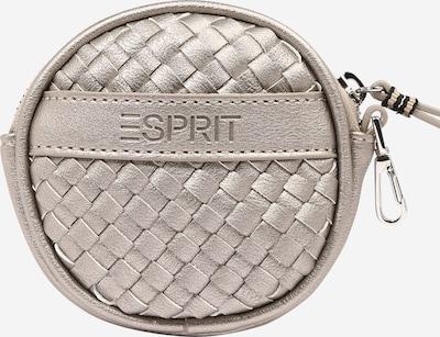 ESPRIT Portemonnaie 'MINNESOTA' in silbergrau, Produktansicht