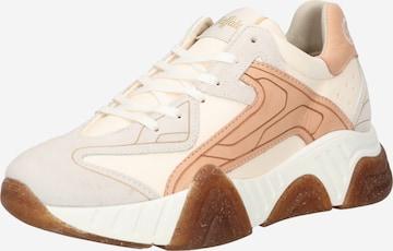 Sneaker low 'SABINE' de la BUFFALO pe alb