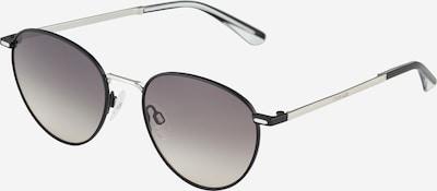 Calvin Klein Aurinkolasit '21105S' värissä musta / hopea, Tuotenäkymä