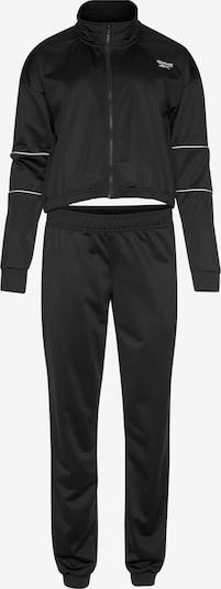 Reebok Sport Tracksuit in Black, Item view