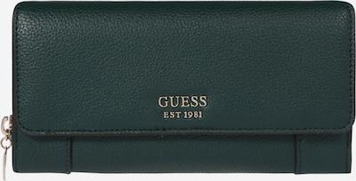 GUESS Portemonnaie 'Naya' in grün, Produktansicht