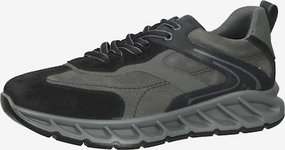 IGI&CO Sneakers in Anthracite / Black, Item view