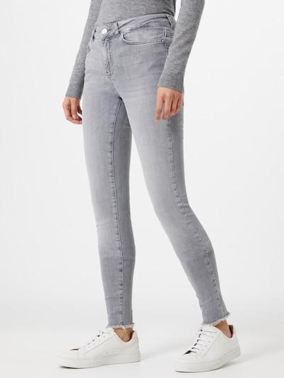 VERO MODA Jeans 'VMHANNA' in grau, Modelansicht