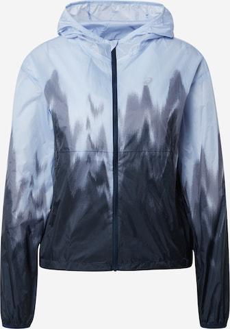 ASICS Athletic Jacket 'Kasane' in Blue