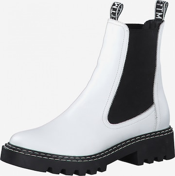 Chelsea Boots TAMARIS en blanc
