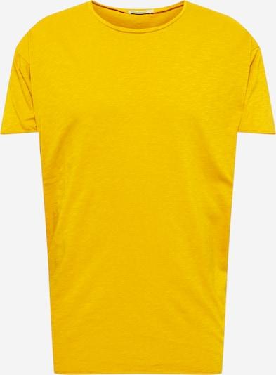 Nudie Jeans Co T-Shirt 'Roger Slub' in dunkelgelb, Produktansicht
