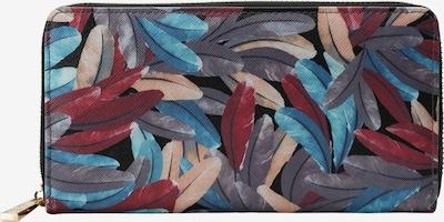 L.CREDI Geldbörse 'Emeline' in mischfarben, Produktansicht