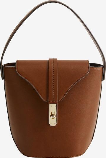 MANGO Ručna torbica 'Martin' u karamela, Pregled proizvoda