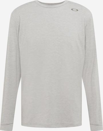 OAKLEY Funksjonsskjorte 'LIBERATION SPARKLE' i grå