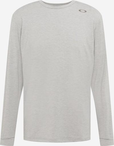 OAKLEY T-Shirt fonctionnel 'LIBERATION SPARKLE' en gris clair, Vue avec produit