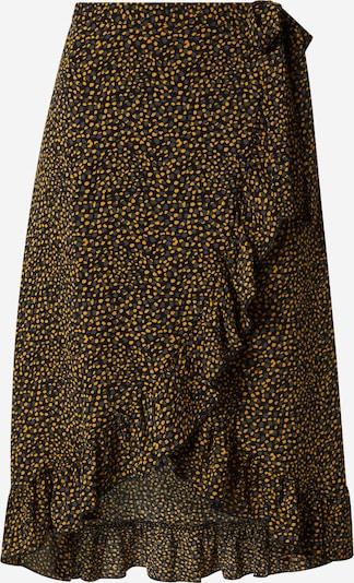 JDY Rok 'JULES' in de kleur Geel / Donkergrijs / Zwart, Productweergave