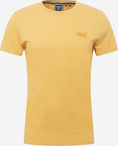 Superdry Tričko - žltá, Produkt