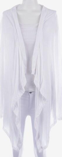 STEFFEN SCHRAUT Strickjacke in L in weiß, Produktansicht
