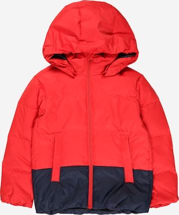Reima Winter jacket 'Teisko' in Red