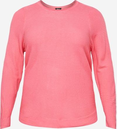 Zizzi Sweater 'AMELIA' in Pink, Item view