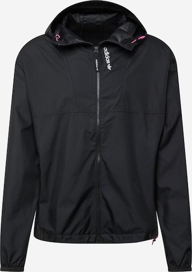 ADIDAS ORIGINALS Prechodná bunda - sivá / čierna, Produkt