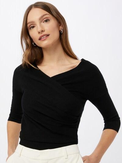 Paisie Пуловер 'Lille' в черно: Изглед отпред