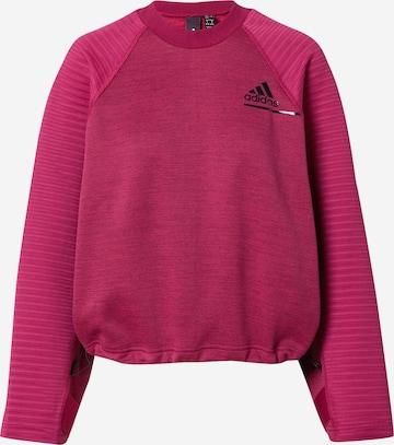 ADIDAS PERFORMANCE Spordidressipluusid 'Z.N.E.', värv roosa