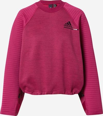 ADIDAS PERFORMANCE Sportief sweatshirt 'Z.N.E.' in de kleur Rood, Productweergave