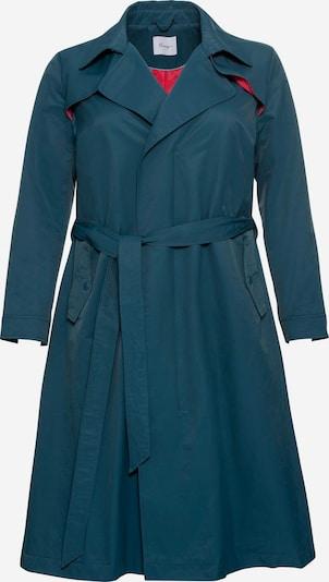 Palton de primăvară-toamnă SHEEGO pe petrol, Vizualizare produs