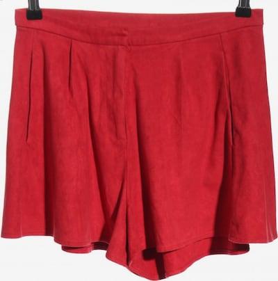 pepaloves Shorts in XS in rot, Produktansicht