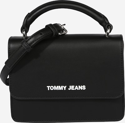 Tommy Jeans Rokassomiņa melns / balts, Preces skats