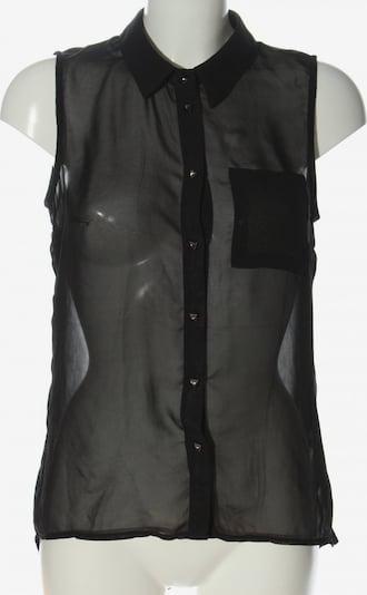 Crazy World Transparenz-Bluse in M in schwarz, Produktansicht