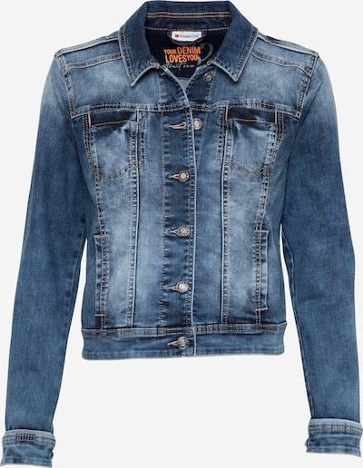 STREET ONE Jacke in blue denim, Produktansicht
