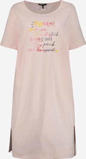 Ulla Popken Nachthemd in pastellpink, Produktansicht