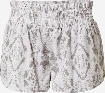 Pantaloni sport Varley pe gri / gri deschis, Vizualizare produs