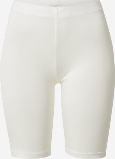 Noa Noa Leggings 'ESSENTIAL' in weiß, Produktansicht
