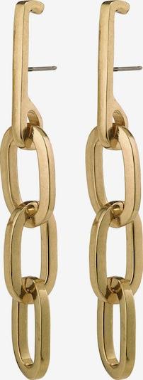 Pilgrim Boucles d'oreilles 'Halle' en or, Vue avec produit