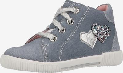 RICHTER Sneaker in grau / silber, Produktansicht