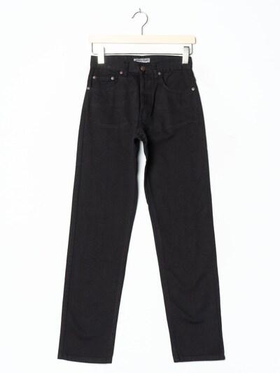 James Dean Jeans in 26/31 in black denim, Produktansicht