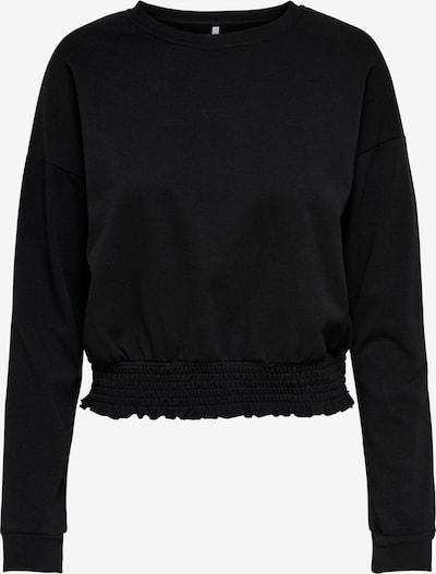 ONLY Sweat-shirt 'Ela' en noir, Vue avec produit