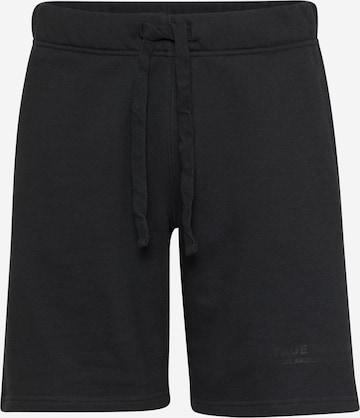 True Religion Shorts 'SHADOW' in Schwarz