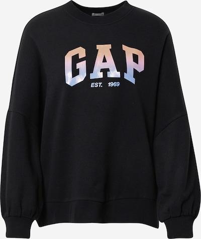 GAP Sweater majica u miks boja / crna, Pregled proizvoda