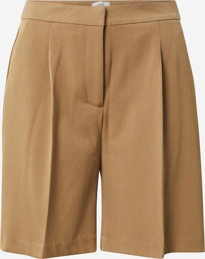 Envii Shorts  'ENTHYME' in braun, Produktansicht