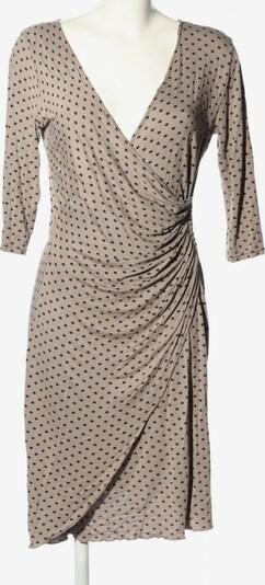 JOACHIM BOSSE Jerseykleid in S in schwarz / wollweiß, Produktansicht